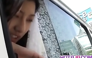 Ran Asakawa tries dick in the pussy while start the ball rolling - More at hotajp com