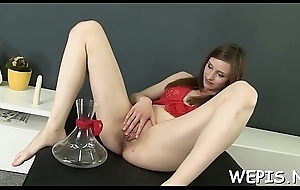 Hotty and her paramour sometimes piss during their sex play