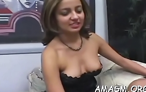 Dilettante smothering scenes with breasty milf and hubby