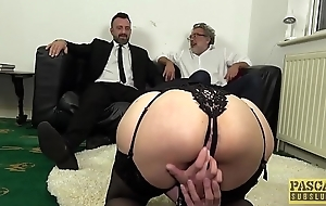 PASCALSSUBSLUTS - Leanne Morehead ass slammed before facial