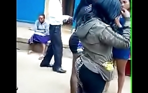 Whores fight over a person in nairobi