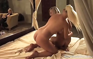 Young Lesbian Slaves In Game For Mistresses Panties