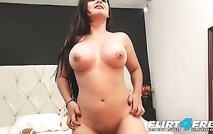 Flirt4Free Hot Cam Models Big Boobs Compilation