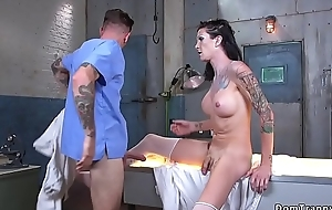 Undertaker punished and anal banged by tranny