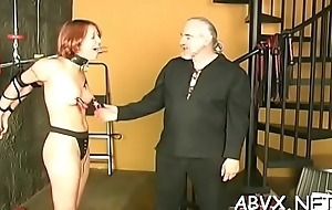 Naked beauties love the extraordinary bondage porn on livecam