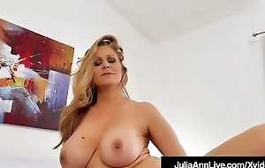 Busty Gorgeous Milf Julia Ann Just Wants To Be crazy Someone!