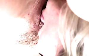horny lesbian licking pussy on cam part 1 - LiveFreeGirl.com