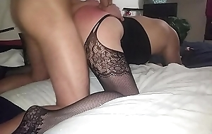 Harley gets spanked and fucked