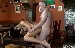 Blowjob Can you trust your gf leaving her alone with your father?