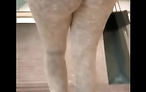 FOUND OLD VID STOLEN FROM MY OLD PAGE ME &amp_ MY CO Wage-earner COMIN OUT HER BUILDIN AS I Soft-cover HER BIG ASS