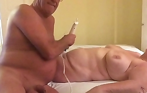 Getting wife to cum