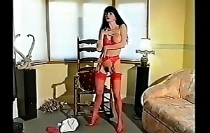 Nicole Simmons is a statuesque raven-haired beauty from the 90s, and I want to ram my cock into her until she cums her brains out