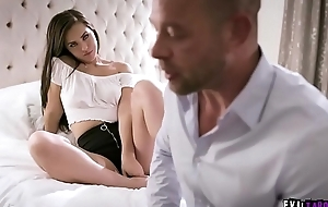 She could win a Blowjob World Championship! Watch Alina Lopez suck her stepmom Reagan Foxx BF&#039_s cock in this scene and you will see what I mean!
