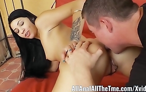 Hot Teen Esmi Lee is Ready to Get Her Ass Spread and Licked for AllAnal!
