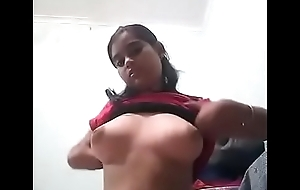 Hot Young beautiful girlPlaying With Pussy
