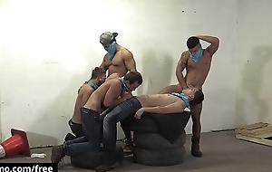 John Delta with Leon Lewis Roman ToddVadim Black Wesley Woods at Betrayed Part 4 Scene 1 - Trailer preview - Bromo